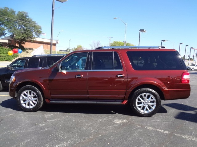 2015 Ford Expedition EL Limited - 1FMJK2ATXFEF00354
