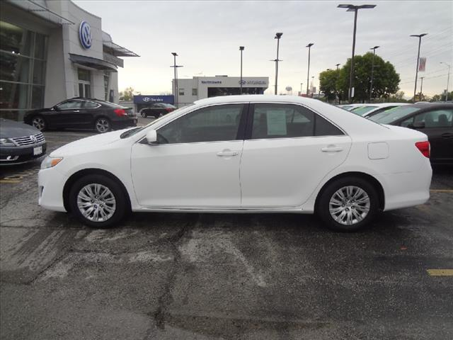 2012 Toyota Camry LE - 4T1BF1FK2CU544837
