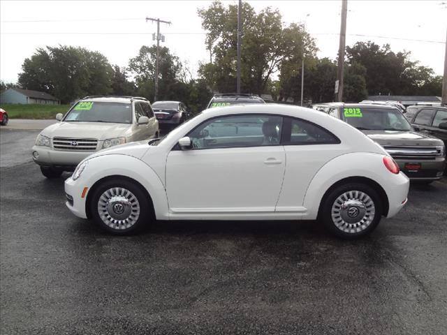 2013 Volkswagen Beetle Coupe 2.5L - 3VWJP7AT4DM684424