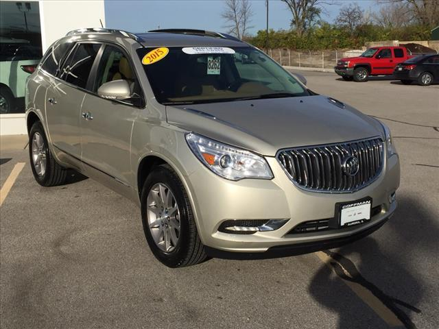 2015 Buick Enclave Leather - 5GAKVBKD9FJ230226