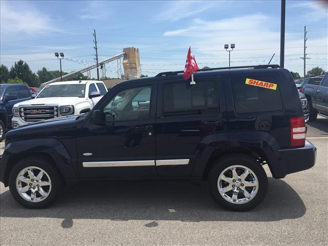 2012 Jeep Liberty Latitude - 1C4PJMAK5CW176885