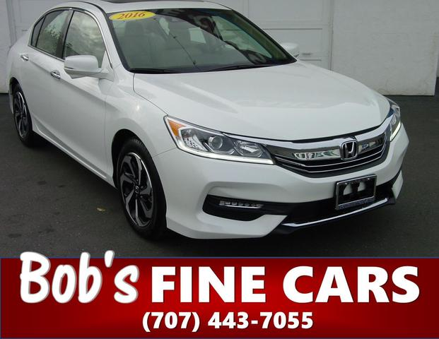 2016 Honda Accord Sedan EX-L - 1HGCR3F03GA028828