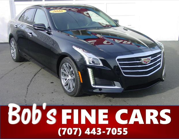 2016 Cadillac CTS Sedan Luxury Collection RWD - 1G6AR5SX6G0113028