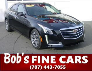 Used 2016 Cadillac CTS Sedan Luxury Collection RWD - 1G6AR5SX6G0113028