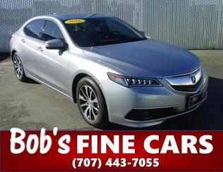 Used 2016 Acura TLX Tech - 19UUB1F58GA013217