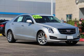 Used 2017 Cadillac ATS Sedan 2.0L I4 RWD Luxury - 1G6AB5RX0H0114378