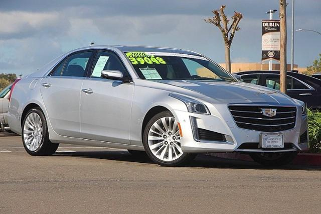 2016 Cadillac CTS Sedan 3.6L V6 RWD Performance - 1G6AS5SS0G0151024
