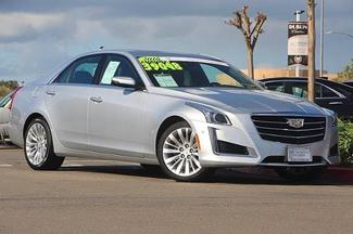 Used 2016 Cadillac CTS Sedan 3.6L V6 RWD Performance - 1G6AS5SS0G0151024