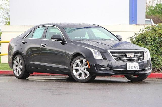 2016 Cadillac ATS Sedan 2.0L I4 RWD Luxury Collection - 1G6AB5RX9G0134479