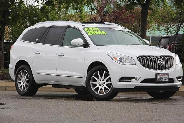2016 Buick Enclave Leather FWD - 5GAKRBKD3GJ195771