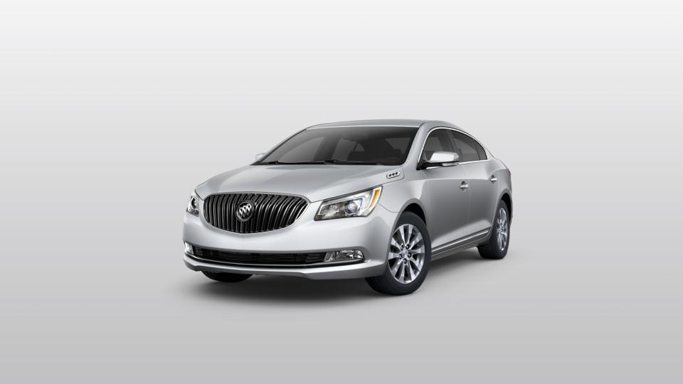 2016 Buick LaCrosse FWD Leather - 1G4GB5G32GF120200