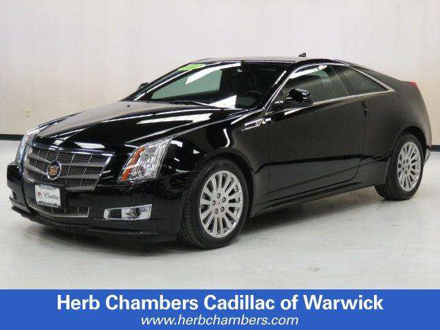 2011 Cadillac CTS Coupe 3.6L V6 AWD Performance - 1G6DL1ED3B0104885