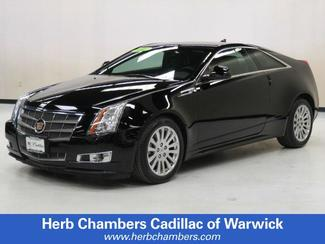 Used 2011 Cadillac CTS Coupe 3.6L V6 AWD Performance - 1G6DL1ED3B0104885