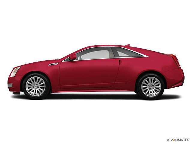 2013 Cadillac CTS Coupe 3.6L V6 AWD Performance - 1G6DM1E36D0160603