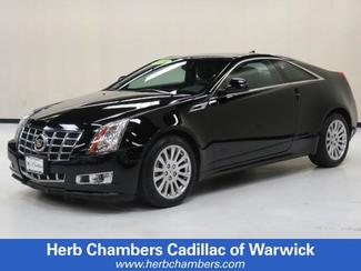 Used 2014 Cadillac CTS Coupe 3.6L V6 AWD Performance - 1G6DG1E33E0125333