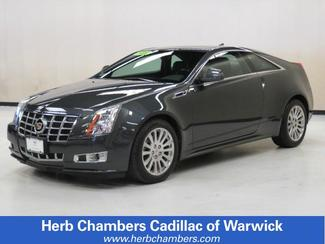 Used 2014 Cadillac CTS Coupe 3.6L V6 AWD Performance - 1G6DG1E35E0151917