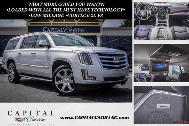 2016 Cadillac Escalade ESV Luxury Collection -