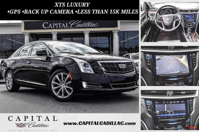 2016 Cadillac XTS Luxury Collection -