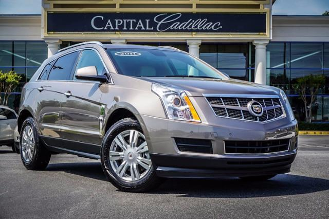 2011 Cadillac SRX Luxury Collection -