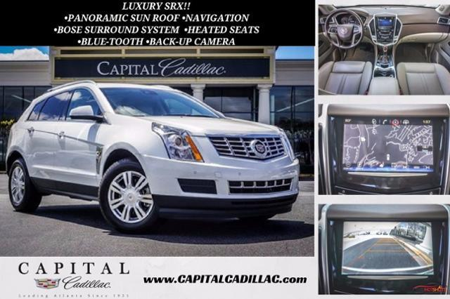 2013 Cadillac SRX Luxury Collection -