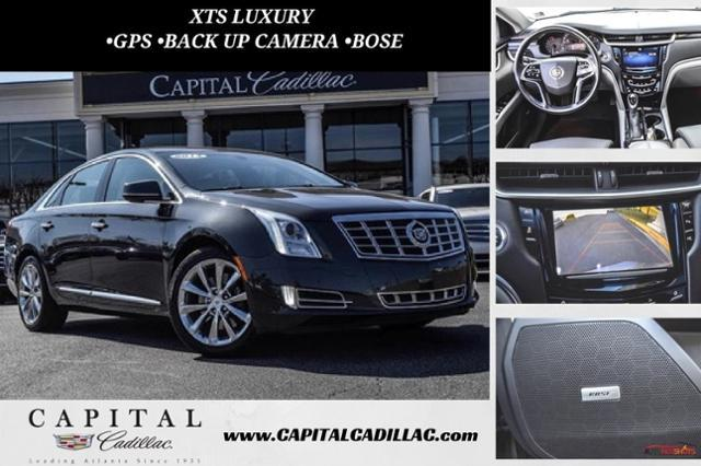 2014 Cadillac XTS Luxury -
