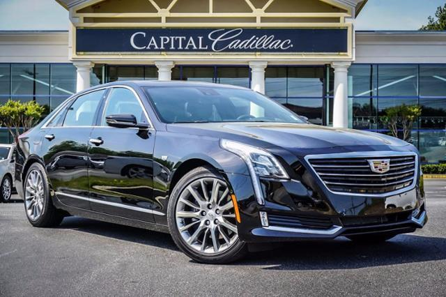 2016 Cadillac CT6 Sedan Premium Luxury AWD -