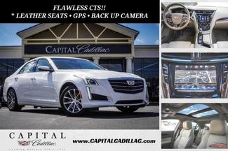 Used 2016 Cadillac CTS Sedan Luxury Collection RWD -
