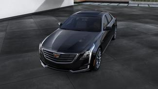 Used 2016 Cadillac CT6 Sedan Premium Luxury AWD -