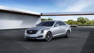 Used 2016 Cadillac ATS Sedan Premium Collection RWD -