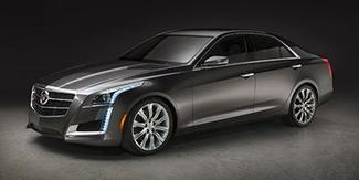 Used 2014 Cadillac CTS Sedan Luxury RWD -