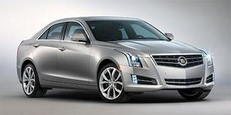 Used 2014 Cadillac ATS Luxury AWD -