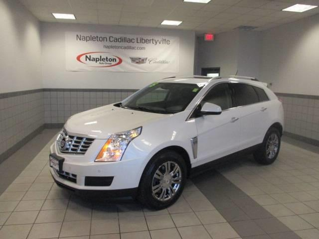 2015 Cadillac SRX FWD 4dr Luxury Collection - 3GYFNBE3XFS619551