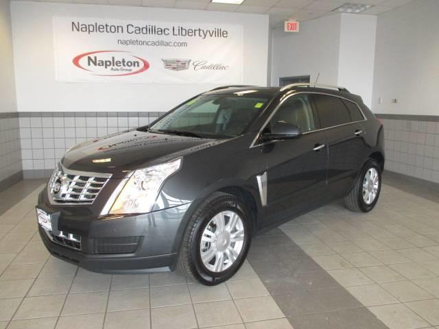2016 Cadillac SRX AWD 4dr Luxury Collection - 3GYFNEE33GS506642