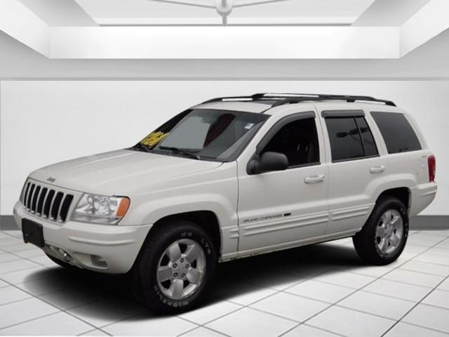 2001 Jeep Grand Cherokee 4dr Limited 4WD - 1J4GW58N71C506767