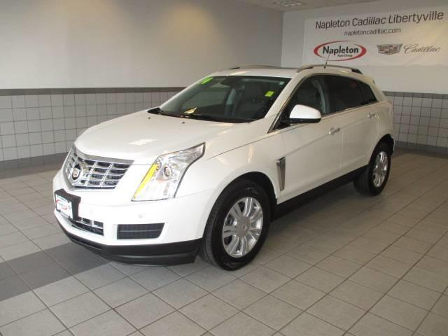 2014 Cadillac SRX FWD 4dr Luxury Collection - 3GYFNBE34ES661437