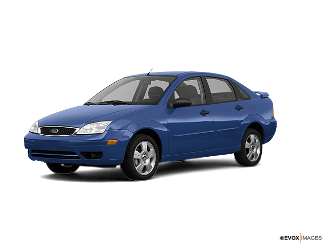 2007 Ford Focus 4dr Sdn S - 1FAFP34N47W348426