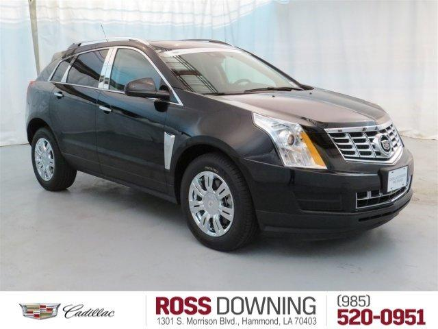 2015 Cadillac SRX Luxury Collection - 3GYFNBE3XFS609134