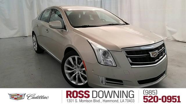 2016 Cadillac XTS Luxury Collection - 2G61M5S3XG9160130