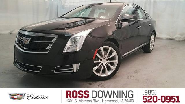 2016 Cadillac XTS Luxury Collection - 2G61M5S38G9159722