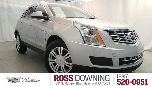2014 Cadillac SRX Luxury Collection - 3GYFNBE30ES686027