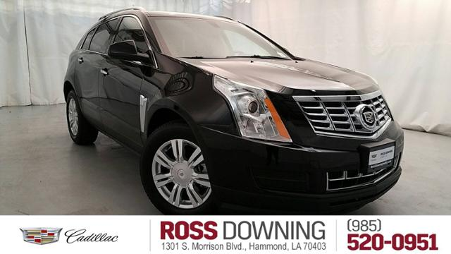 2014 Cadillac SRX Luxury Collection - 3GYFNBE33ES642538