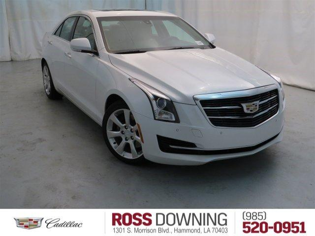 2016 Cadillac ATS Sedan Luxury Collection - 1G6AB5RX8G0131816