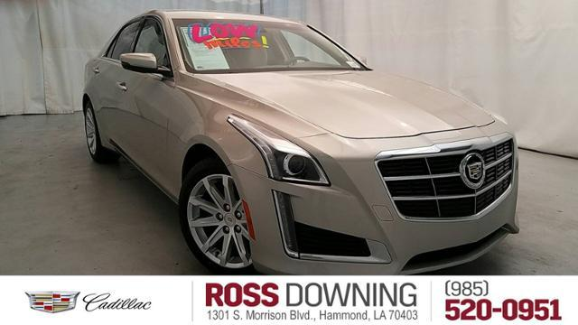 2014 Cadillac CTS Sedan Luxury - 1G6AR5SX0E0180981