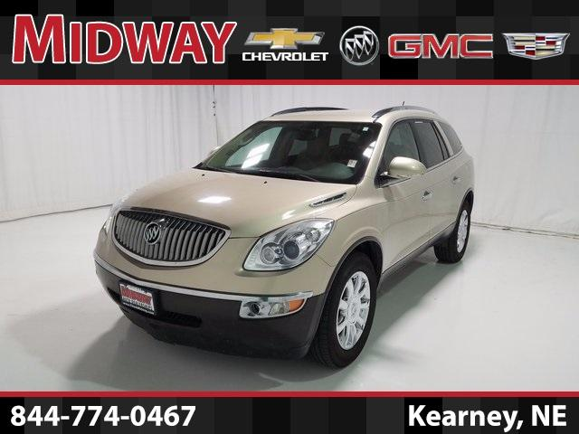 2011 Buick Enclave CXL-2 FWD - 5GAKRCED5BJ391463