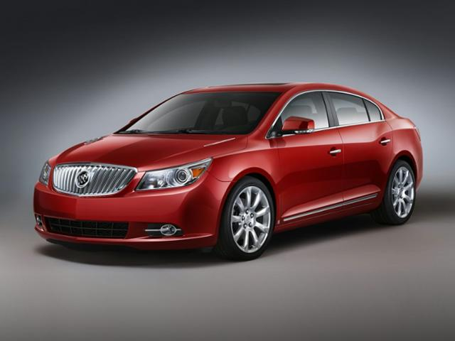 2012 Buick LaCrosse FWD Leather - 1G4GC5E30CF330269