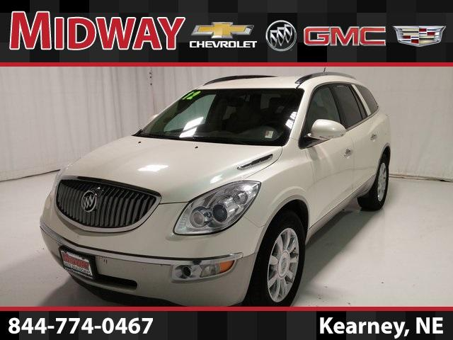 2012 Buick Enclave Leather AWD - 5GAKVCED4CJ295899