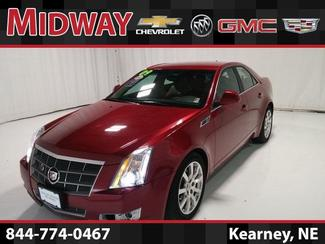 Used 2009 Cadillac CTS 3.6L - Direct Injection All-Wheel Drive - 1G6DS57V590136599