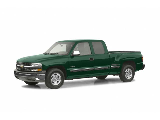 2002 Chevrolet Silverado 1500 2WD Extended Cab Standard Box - 2GCEC19T621328241