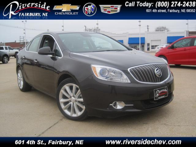 2013 Buick Verano 4dr Sdn Convenience Group - 1G4PR5SK5D4165231