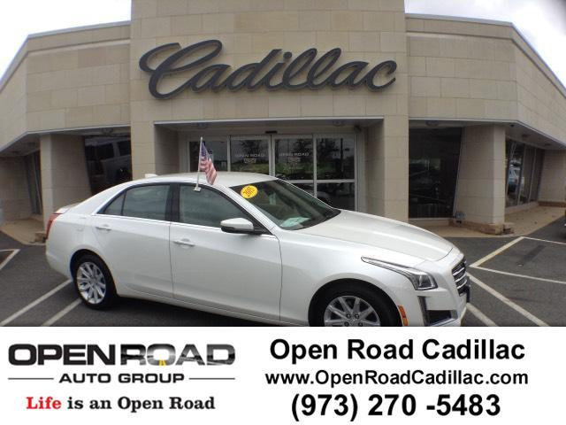 2015 Cadillac CTS Sedan 2.0L Turbo I4 AWD - 1G6AW5SX3F0134426